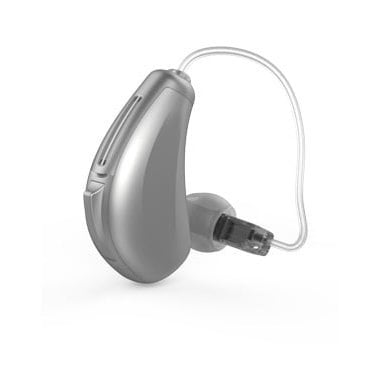 Receiver in canal (RIC) hearing aid